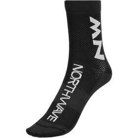 Northwave Extreme Air Mid Socks, zwart/grijs